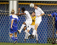 FIU Men's Soccer v. Kentucky (10/27/07)