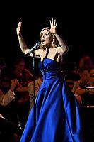 MAY 18 Katherine Jenkins performing at The Palladium, London