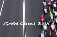 Picture by Alex Whitehead/SWpix.com - 14/04/2018 - Commonwealth Games - Cycling Road - Currumbin Beachfront, Gold Coast, Australia - Men's Road Race.