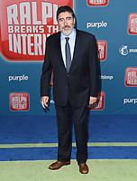 05 November 2018 - Hollywood, California - Alfred Molina. Disney's &quot;Ralph Breaks the Internet&quot; Los Angeles Premiere held at El Capitan Theater. <br /> CAP/ADM/BT<br /> &copy;BT/ADM/Capital Pictures