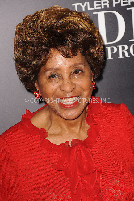 WWW.ACEPIXS.COM . . . . . .June 25, 2012...New York City....Marla Gibbs arriving to Tyler Perry's 'Madea's Witness Protection' New York Premiere at AMC Lincoln Square Theater on June 25, 2012 in New York City ....Please byline: KRISTIN CALLAHAN - ACEPIXS.COM.. . . . . . ..Ace Pictures, Inc: ..tel: (212) 243 8787 or (646) 769 0430..e-mail: info@acepixs.com..web: http://www.acepixs.com .