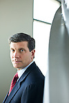 Frank Calderoni - Exec VP and CFO - Cisco Systems: Executive portrait photographs by San Francisco - corporate and annual report - photographer Robert Houser.