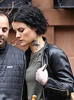 www.acepixs.com<br /> <br /> February 23 2017, New York City<br /> <br /> Actress Jaimie Alexander on the set of the TV show 'Blindspot' on February 23 2017 in New York City<br /> <br /> By Line: Zelig Shaul/ACE Pictures<br /> <br /> <br /> ACE Pictures Inc<br /> Tel: 6467670430<br /> Email: info@acepixs.com<br /> www.acepixs.com