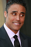 Rick Fox attends a ceremony where actress Angela Bassett receives a star on the Hollywood Walk of Fame in Los Angeles, California on March 20, 2008. Photopro.