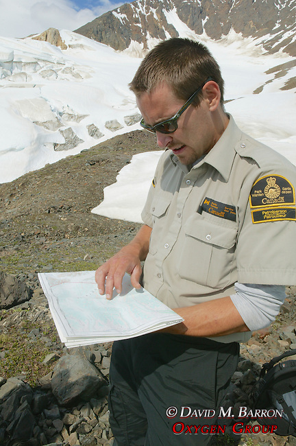 Scott Checking Map