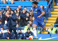 Reece James of Chelsea in action during Chelsea vs Everton, Premier League Football at Stamford Bridge on 8th March 2020