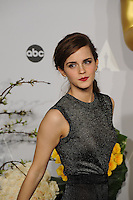 Emma Watson at the 86th Annual Academy Awards at the Dolby Theatre, Hollywood.<br /> March 2, 2014  Los Angeles, CA<br /> Picture: Paul Smith / Featureflash
