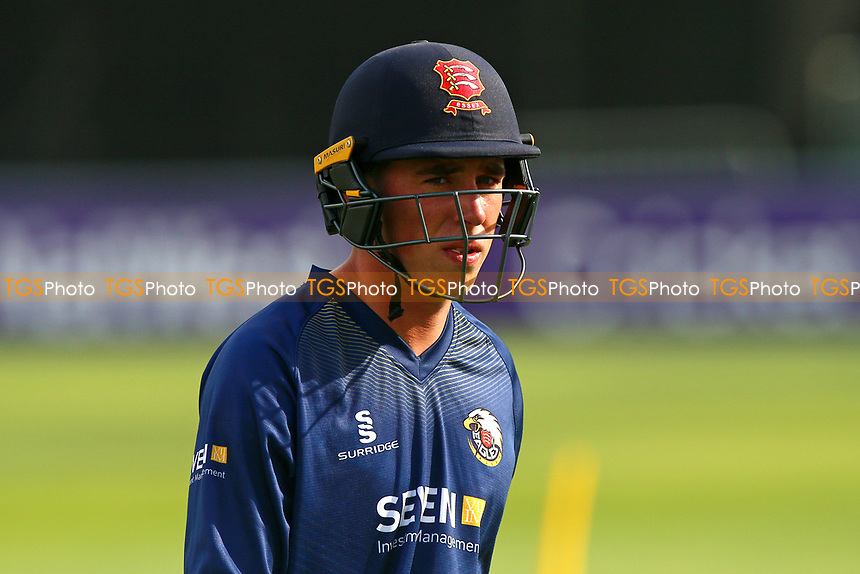 Daniel Lawrence of Essex during Essex Eagles vs Somerset, NatWest T20 Blast Cricket at The Cloudfm County Ground on 13th July 2017