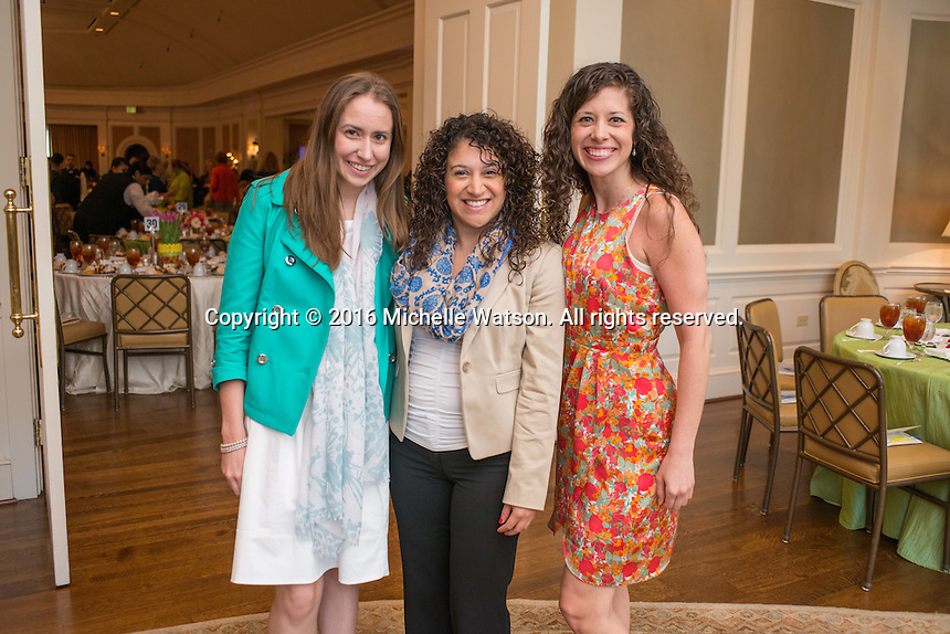 Workfaith Connection Spring Chicks Luncheon at the River Oaks Country Club