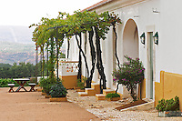 Winery building. Quinta do Carmo, Estremoz, Alentejo, Portugal