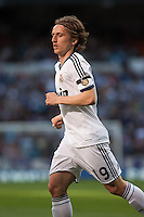 Modric go to corner kick