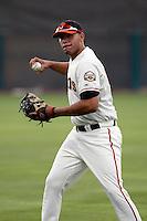 Chris Dominguez -  AZL Giants - 2009 Arizona League.Photo by:  Bill Mitchell/Four Seam Images