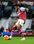 West Ham's Alex Song in action<br /> <br /> Barclays Premier League - West Ham United v Stoke City - Upton Park - England -12th December 2015 - Picture David Klein/Sportimage
