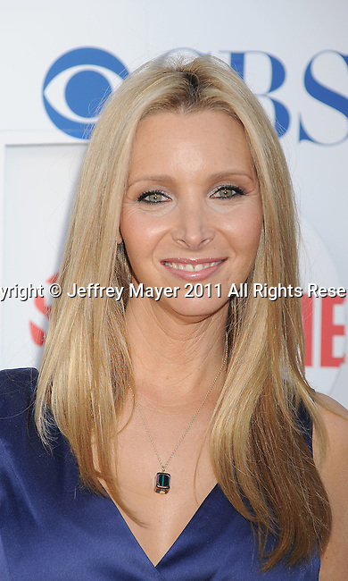 BEVERLY HILLS, CA - AUGUST 03: Lisa Kudrow .. arrives at the TCA Party for CBS, The CW and Showtime held at The Pagoda on August 3, 2011 in Beverly Hills, California.