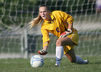 Girls Soccer vs Northcentral 8-29-12
