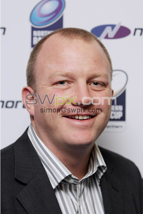 PICTURE BY VAUGHN RIDLEY/SWPIX.COM - Rugby League - Northern Rail Cup Launch 2009 - Bloomfield Road Stadium, Blackpool, England - 29/01/09...Copyright - Simon Wilkinson - 07811267706...Workington Town Coach Dave Rotherham.