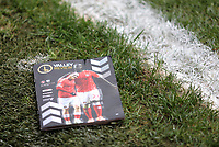 Official matchday programme before Charlton Athletic vs West Bromwich Albion, Sky Bet EFL Championship Football at The Valley on 11th January 2020