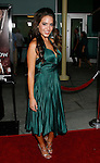 """HOLLYWOOD, CA. - September 03: Teri Andrez arrives at the Los Angeles premiere of """"Sorority Row"""" at the ArcLight Hollywood theater on September 3, 2009 in Hollywood, California."""