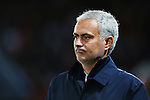 Manchester United manager Jose Mourinho  during the UEFA Europa League match at Old Trafford Stadium, Manchester. Picture date: September 29th, 2016. Pic Matt McNulty Sportimage