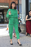NEW YORK, NY - AUGUST 12: Zoe Chao At Build Series in New York City on August 12, 2019. <br /> CAP/MPI/RW<br /> ©RW/MPI/Capital Pictures