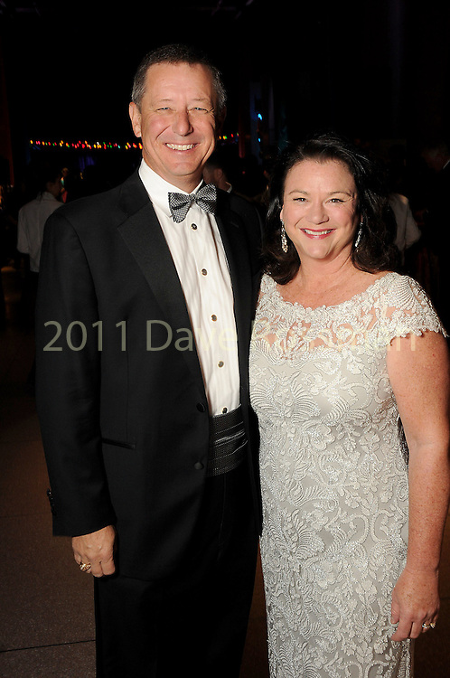 Tara and David Wuthrich at the Ole! A Night in Old Mexico Gala at the Museum of Natural Science Saturday March 05,2016.(Dave Rossman Photo)