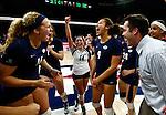 2014 BYU Women's Volleyball - NCAA vs Arizona