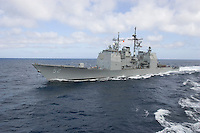 US Navy UNREP (Underway Replenishment) operations in the Pacific; SURFPAC ships come alongside USNS Pecos for fuel transfer.  ..CAUTION: this image is protected by a registered copyright and is protected under the provisions of the US Copyright Act as ammended, Title 17 US Code.  Infringements may be subject to civil and criminal prosecution with fines up to $150,000 per infringement, plus court costs.  Do not reproduce without WRITTEN license from the copyright holder or his designated agent. CONTACT Hans Halberstadt (hans@militaryphoto.com) (408) 293-8131, or StockPhoto.US (sales@stockphoto.us) (916) 624-4663 for reproduction authority.