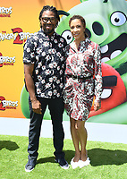 """10 August 2019 - Westwood, California - Matthew Cherry. Sony's """"The Angry Birds Movie 2"""" Los Angeles Premiere held at Regency Village Theater.   <br /> CAP/ADM/BT<br /> ©BT/ADM/Capital Pictures"""