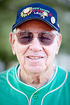 "Ev Kauffmann, 79, has been a player on one of Sun City, Arizona's American Softball League's teams since the league started in 1979. He is the last of the original members and enjoys playing with his neighbors at Sun Bowl ""for exercise, fun, camraderie,"" he said. .There are three seasons of softball in Sun City, which makes the sport year-round for those who can handle the hot summers. .Sun City ""has everything you wanna do here; any club you wanna belong to, any sport you wanna play,"" he said. ""It's one of the most unique places in the country."""