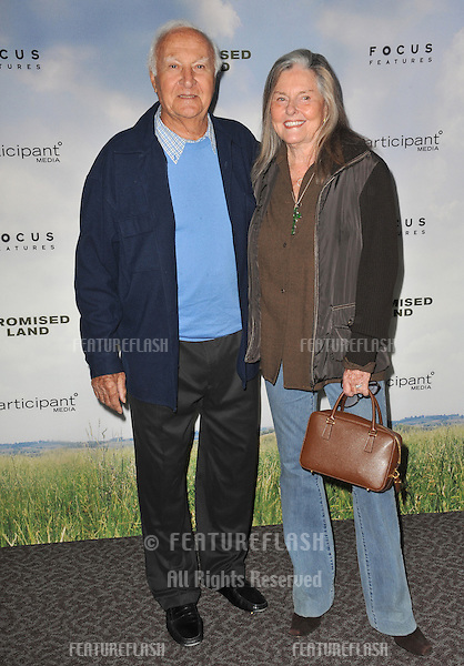"Robert Loggia at the Los Angeles premiere of ""Promised Land"" at the Directors Guild Theatre..December 6, 2012  Los Angeles, CA.Picture: Paul Smith / Featureflash"