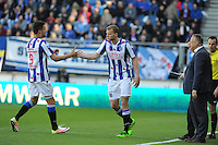 VOETBAL: HEERENVEEN: 01-05-2016, Abe Lenstra Stadion, SC Heerenveen - FC Groningen, uitslag 1-2, ©foto Martin de Jong
