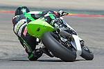 CEV Repsol en Motorland / Aragón <br /> a 07/06/2014 <br /> En la foto :<br /> Moto2<br /> santi<br />RM/PHOTOCALL3000