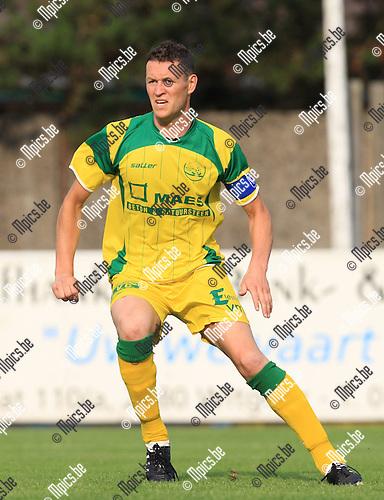 2010-06-22 / Voetbal / seizoen 2010-2011 / Witgoor Dessel / Jef Cools..Foto: mpics