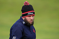 Andrew Johnston (ENG) on the 1st fairway during Round 1 of the Open de Espana 2018 at Centro Nacional de Golf on Thursday 12th April 2018.<br /> Picture:  Thos Caffrey / www.golffile.ie<br /> <br /> All photo usage must carry mandatory copyright credit (&copy; Golffile | Thos Caffrey)