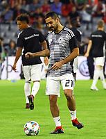 Ilkay Guendogan (Deutschland, Germany) - 06.09.2018: Deutschland vs. Frankreich, Allianz Arena München, UEFA Nations League, 1. Spieltag