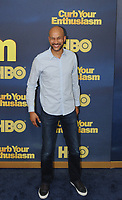 www.acepixs.com<br /> <br /> September 27 2017, New York City<br /> <br /> Keegan-Michael Key arriving at the premiere of Season 9 of 'Curb Your Enthusiasm' at the SVA Theater on September 27, 2017 in New York City. <br /> <br /> By Line: William Jewell/ACE Pictures<br /> <br /> <br /> ACE Pictures Inc<br /> Tel: 6467670430<br /> Email: info@acepixs.com<br /> www.acepixs.com