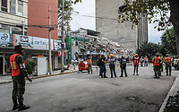 San Luis Potosi y Medellin, Ciudad de Mexico a 23 septiembre 2017  (Foto: Luis Gutierrez /NortePhoto.com)