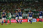 Millonarios venció 1-2 a Atlético Nacional (1-2 en el global) y se coronó campeón de la Superliga 2018.