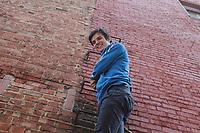 EXCLUSIF - Philemon Simon<br /> en 2015<br /> <br /> PHOTO :  Agence Quebec Presse -