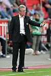 19.08.2010,  BayArena, Leverkusen, GER, UEFA EL, Bayer Leverkusen vs SC Tavrija Simferopol, Hinspiel, im Bild: Jupp Heynckes (Trainer Leverkusen)  Foto: © nph / Mueller