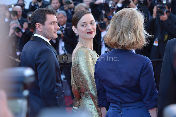 Marion Cotillard at the &acute;Mal de Pierres` screening during The 69th Annual Cannes Film Festival on May 15, 2016 in Cannes, France.<br /> CAP/LAF<br /> &copy;Lafitte/Capital Pictures /MediaPunch ***NORTH AND SOUTH AMERICA ONLY***