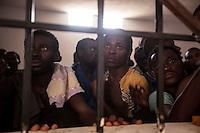LIBYA: MIGRANTS IN DETENTION CENTRES (2016)