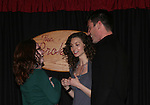 All My Children - Alicia Minshew and Aiden Turner perform for their fans on November 22, 2008 with photos, meet and greet and Q and A at the Brokerage Comedy Club and Vaudeville Cafe in Bellmore, New York. (Photo by Sue Coflin/Max Photos).