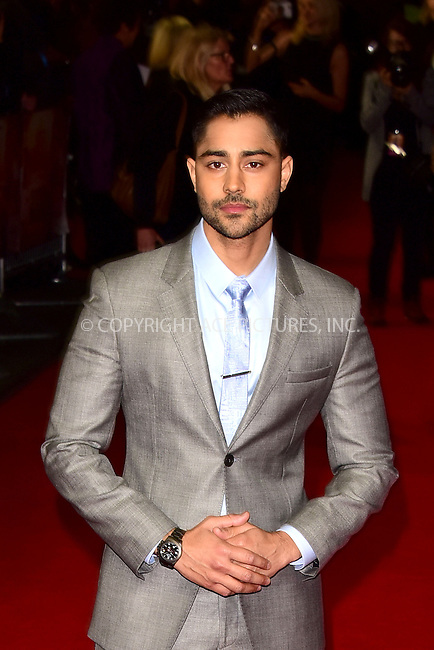 www.acepixs.com<br /> <br /> February 21 2017, London<br /> <br /> Manish Dayal arriving at the UK premiere of 'Viceroy's House' at The Curzon Mayfair on February 21, 2017 in London, England.<br /> <br /> By Line: Famous/ACE Pictures<br /> <br /> <br /> ACE Pictures Inc<br /> Tel: 6467670430<br /> Email: info@acepixs.com<br /> www.acepixs.com