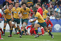 070421 - Australia19 vs Wales19 - U19 RWC 2007 Belfast 3-4 Play-Off