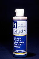 BETADINE ANTISEPTIC SOLUTION<br /> Povidone-Iodine 10%.