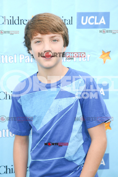 SANTA MONICA, CA - OCTOBER 21:  Jake Short at the Mattel Party On The Pier Benefiting Mattel Children's Hospital UCLA - Red Carpet at Pacific Park at Santa Monica Pier on October 21, 2012 in Santa Monica, California. © mpi20/MediaPunch Inc. /NortePhoto