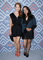 08 August  2017 - West Hollywood, California - Alicia Witt, Zuleikha Robinson.   2017 FOX Summer TCA held at SoHo House in West Hollywood. <br /> CAP/ADM/BT<br /> &copy;BT/ADM/Capital Pictures