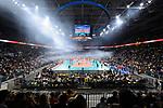 24.02.2019, SAP Arena, Mannheim<br /> Volleyball, DVV-Pokal Finale, VfB Friedrichshafen vs. SVG LŸneburg / Lueneburg<br /> <br /> †bersicht / Uebersicht SAP Arena Mannheim <br /> <br />   Foto © nordphoto / Kurth