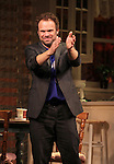 Norbert Leo Butz during Broadway Opening Night Performance Curtain Call for 'Dead Accounts' at the Music Box Theatre in New York City. November 29, 2012.